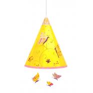 Nuitejour - Fille Papillons