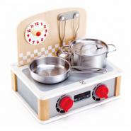 Set cocina y grill para cocinitas